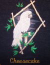 Umbrella cockatoo Dakota Collectibles premium design.png (2367750 bytes)